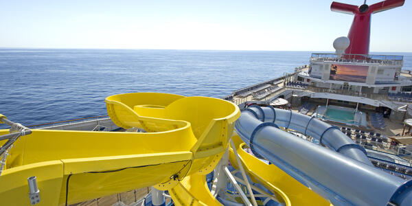 Carnival WaterWorks (Photo: Carnival Cruise Line)