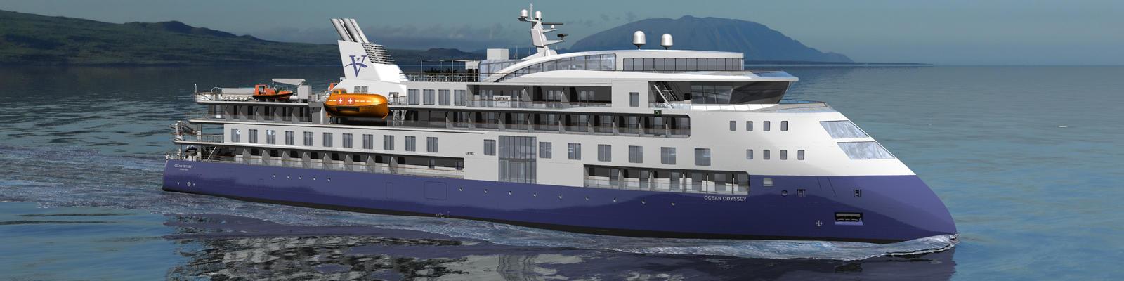 Ocean Odyssey (Image: Vantage Deluxe World Travel)