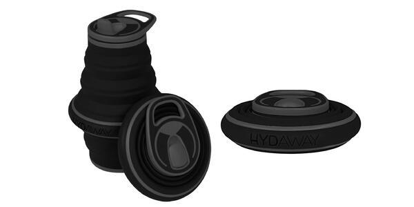 HYDAWAY Collapsible Water Bottle (Photo: Amazon)