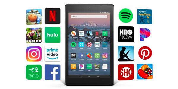 Fire Tablet (Photo: Amazon)