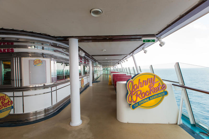 Johnny Rockets on Liberty of the Seas