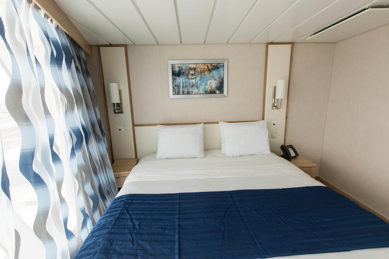 The Accessible Panoramic Oceanview Cabin on Liberty of the Seas