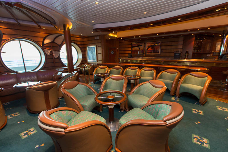 Schooner Bar on Liberty of the Seas
