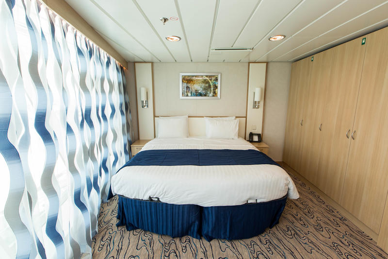 The Family Panoramic Oceanview Cabin on Liberty of the Seas