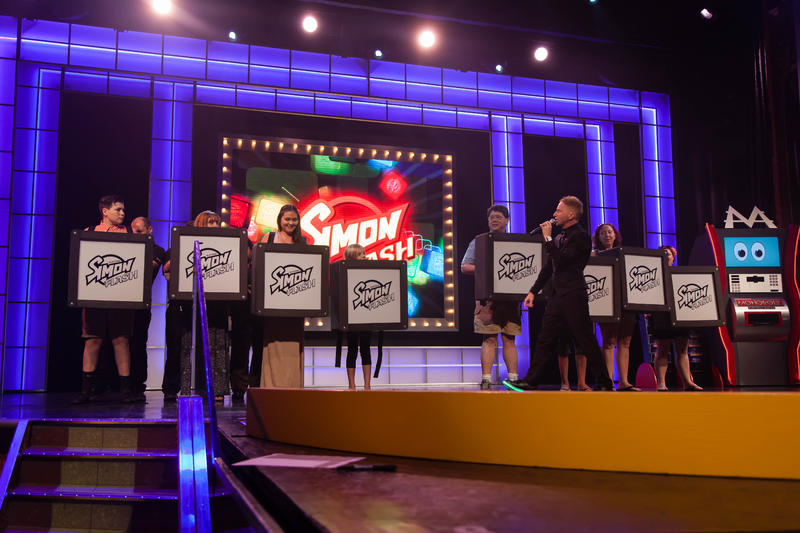 Hasbro, The Game Show on Carnival Glory Cruise Ship ...