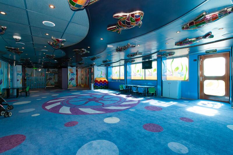 Camp Ocean on Carnival Glory Cruise Ship - Cruise Critic