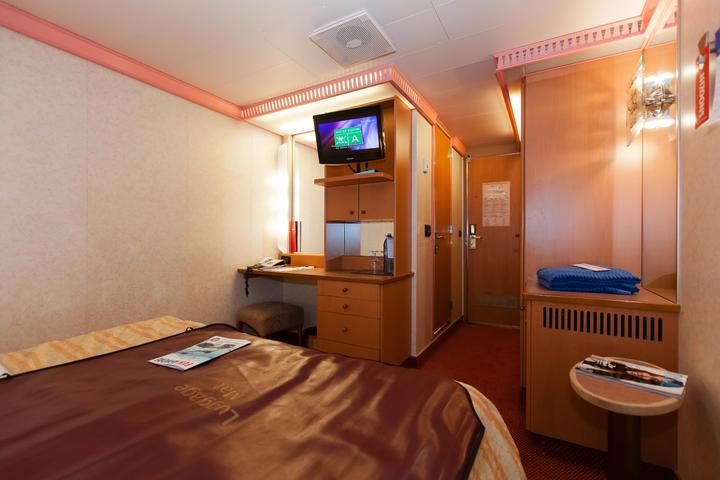 The Interior Cabin On Carnival Glory Cruise Ship Cruise Critic