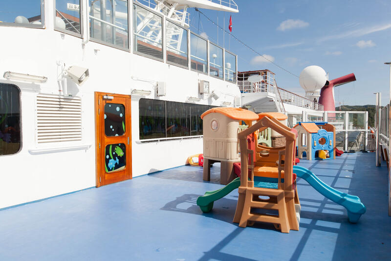 Camp Ocean on Carnival Glory Cruise Ship - Cruise Critic
