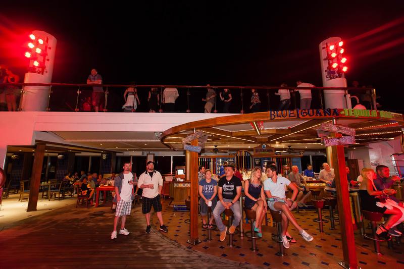 Lido Deck on Carnival Glory Cruise Ship - Cruise Critic