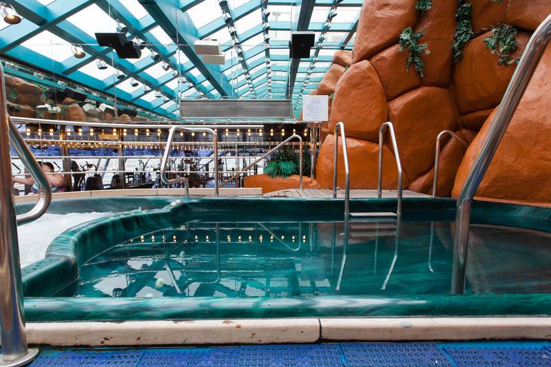 Spa on Carnival Glory Cruise Ship - Cruise Critic