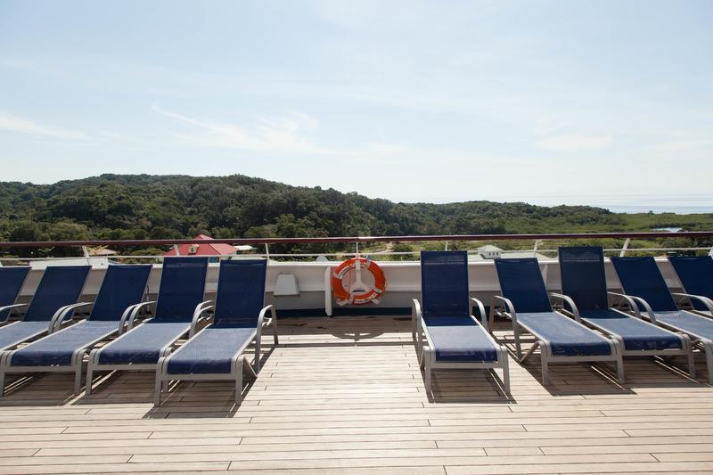 Sun Decks on Carnival Glory Cruise Ship - Cruise Critic