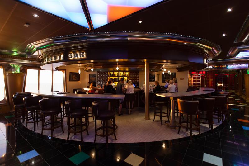 Alchemy Bar on Carnival Glory Cruise Ship - Cruise Critic