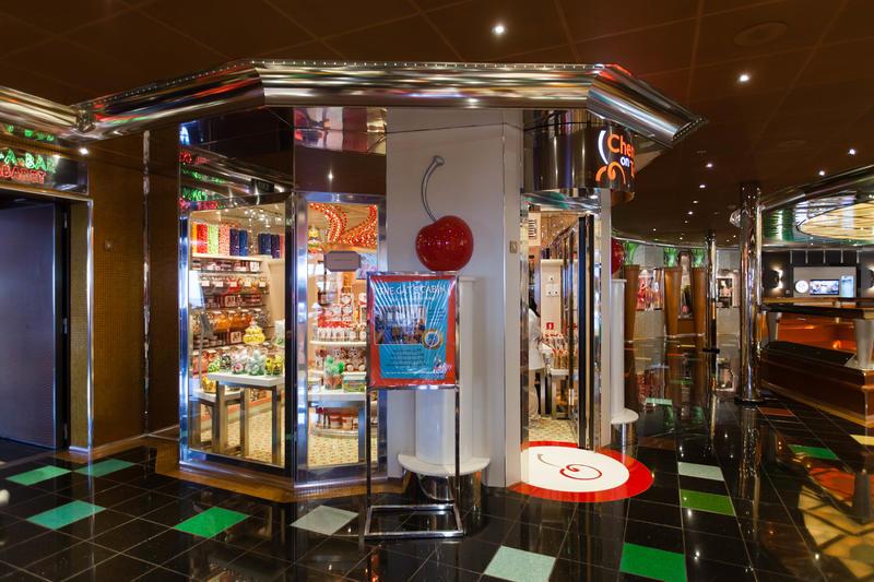 Shops on Carnival Glory Cruise Ship - Cruise Critic