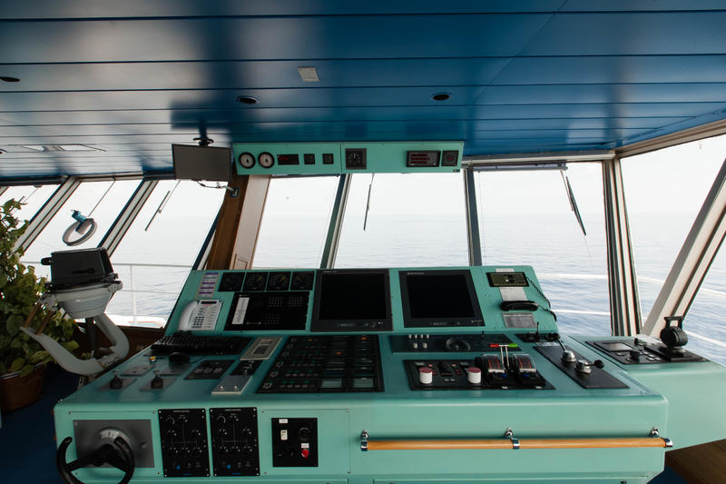 Bridge on Carnival Glory Cruise Ship - Cruise Critic