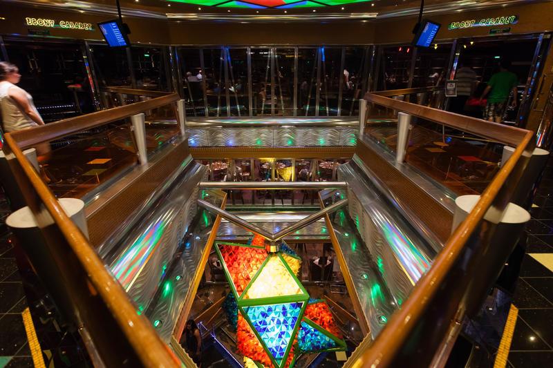 Spectrum Atrium on Carnival Glory Cruise Ship - Cruise Critic