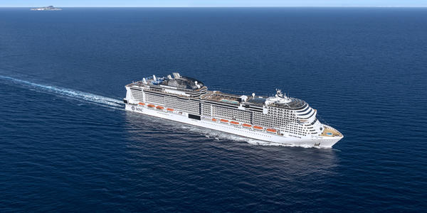 MSC Virtuosa Cruise - Ship Review - Photos & Departure Ports on ...