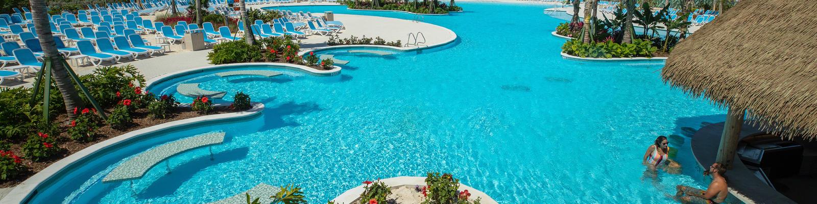 Royal Caribbean Unveils 'Perfect Day' Pool at CocoCay (Photo: Royal Caribbean)