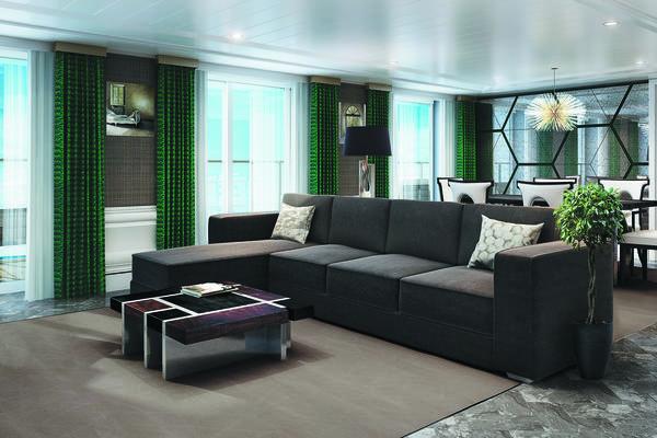 Seven Seas Splendor Grand Suite (Photo: Regent)