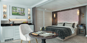 Seven Seas Splendor Concierge & Superior Suites  (Photo: Regent)