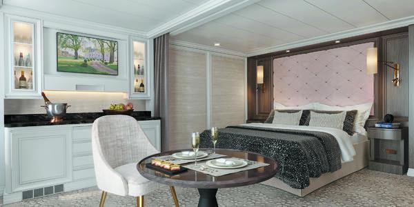 Seven Seas Splendor Concierge & Superior Suites  (Photo: Regent)
