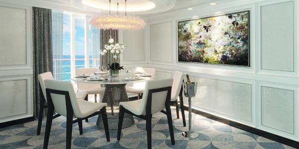 Seven Seas Splendor Master Suite Living Room (Photo: Regent)