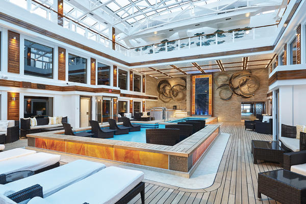 The Haven on Norwegian (Photo: Norwegian Cruise Line)