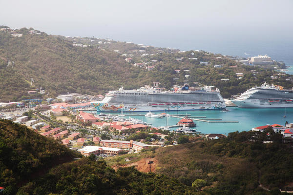 Norwegian Getaway in St. Thomas (Photo: Cruise Critic)