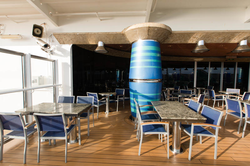 The Lanai on Carnival Magic