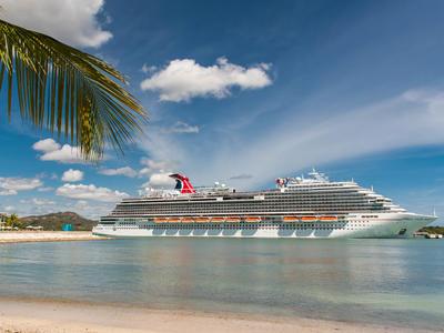 Cruises To Aruba >> Carnival Horizon Cruises To The Southern Caribbean 2020