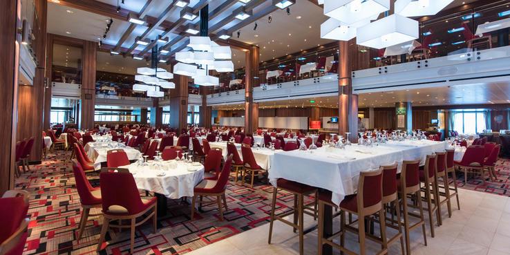 Carnival Horizon Dining: Restaurants & Food on Cruise Critic