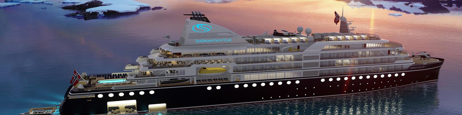 SeaDream Innovation cruise ship (Photo: SeaDream Yacht Club)