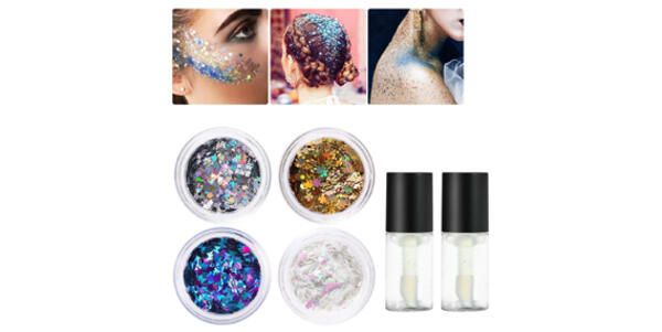 Body Glitter (Photo: Amazon)