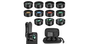 Cell Phone Camera Lenses (Photo: Amazon)