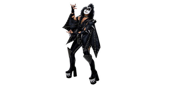 Gene Simmons Kiss Costume (Photo: Amazon)