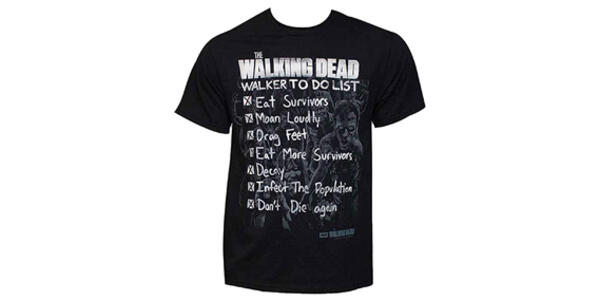 The Walking Dead T-Shirt (Photo: Amazon)