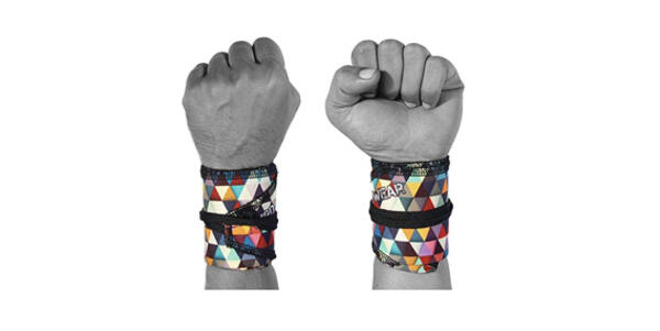 Wrist Wraps (Photo: Amazon)