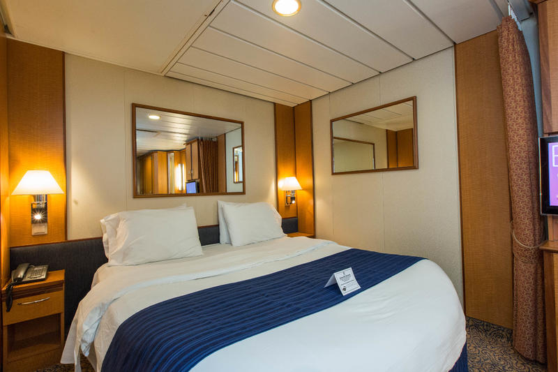 The Interior Cabin on Radiance of the Seas