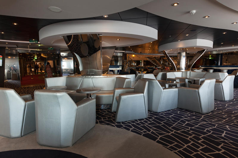 Silver Lounge on MSC Divina