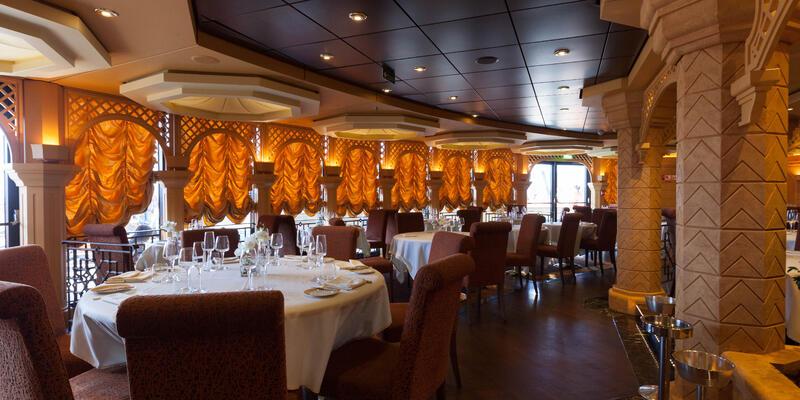 Le Muse on MSC Divina (Photo: Cruise Critic)