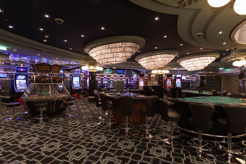 Casino Veneziano on MSC Divina