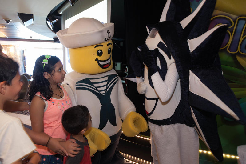 Kids' Activities on MSC Divina