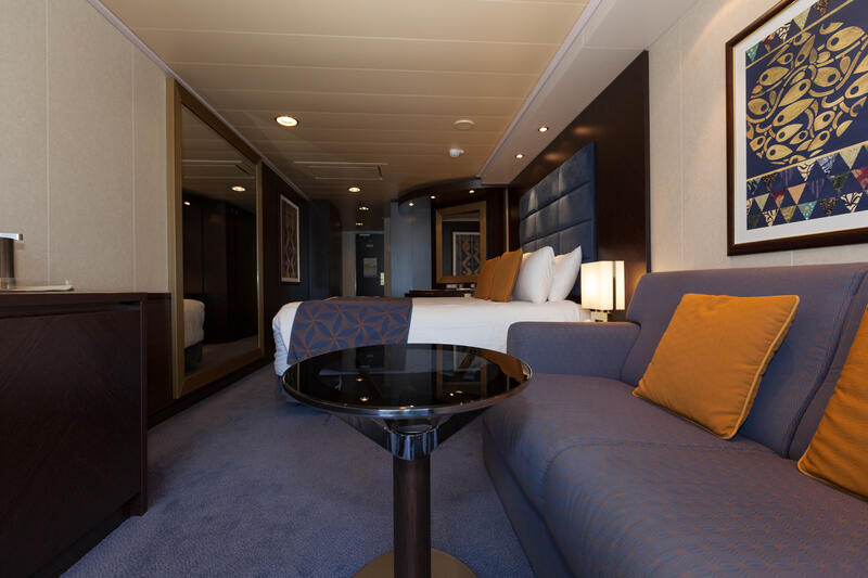 The Suite on MSC Divina