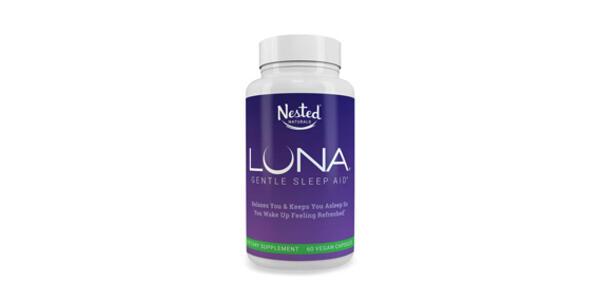 LUNA Sleep Aid (Photo: Amazon)