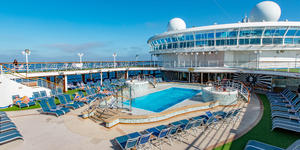 Neptune's Reef & Pool on Ruby Princess (Photo: Cruise Critic)