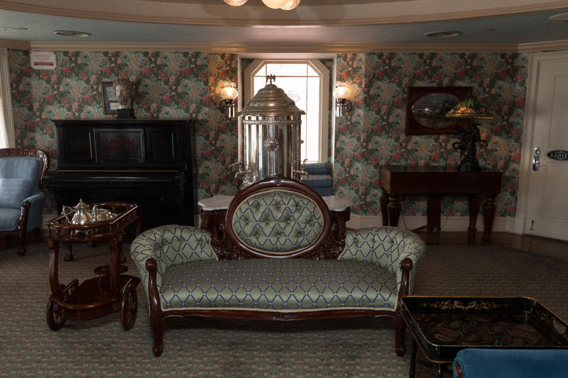 Ladies' Parlor on American Queen