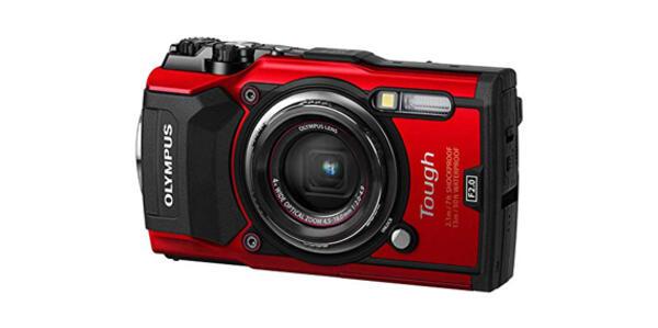 Olympus TG-5 Waterproof Camera (Photo: Amazon)