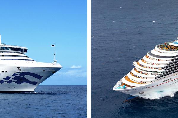 Princess Cruises vs  Carnival Cruise Line - Cruise Critic