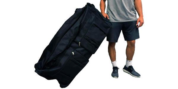 Gothamite 42-Inch Rolling Duffel Bag (Photo: Amazon)