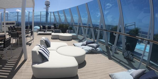 Retreat Sun Deck (Photo: Gina Kramer/Cruise Critic)