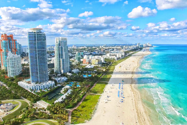 South Beach, Miami Beach, Florida (Photo: Mia2you/Shutterstock)